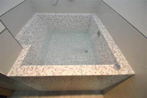 vasche da bagno in muratura vasche da bagno in muratura idee creative di interni e