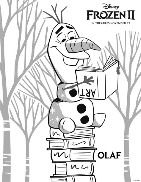 frozen  coloring pages april golightly