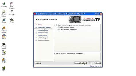 tutorial oracle discoverer installing oracle discoverer 11g youtube