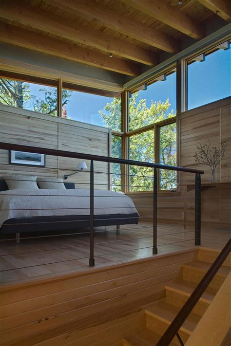 Eagle Cabins by The Eagle Harbor Cabin By Finne Architects Corner
