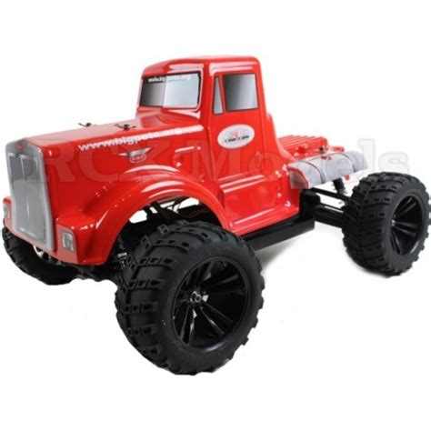 rc monster truck video himoto 1 10 big pete 4x4 rc monster truck