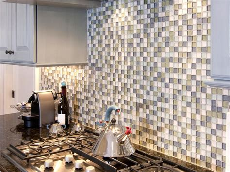 adhesive backsplash tiles for kitchen glass backsplash tile glass tiles enhances the aesthetic