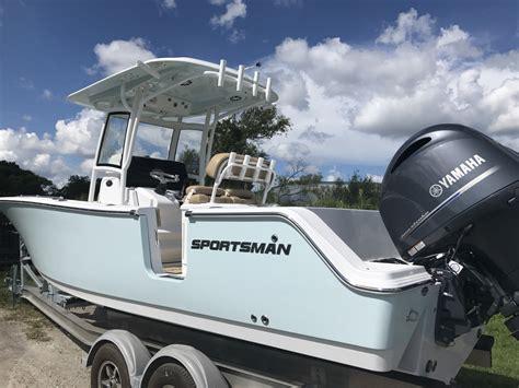 sportsman heritage boats 2018 sportsman 251 heritage sarasota florida boats