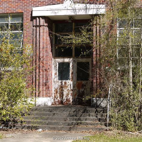 Light Year Miles by Urban Decay Abandoned Utica High Utica Mississippi