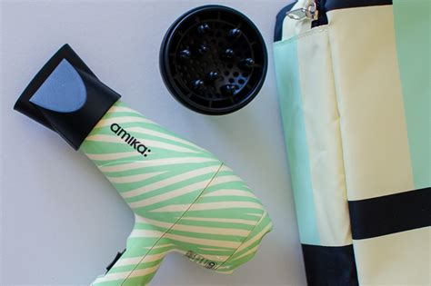 Amika Travel Hair Dryer Reviews amika mini blowdryer up spray review the fancy report san francisco fashion