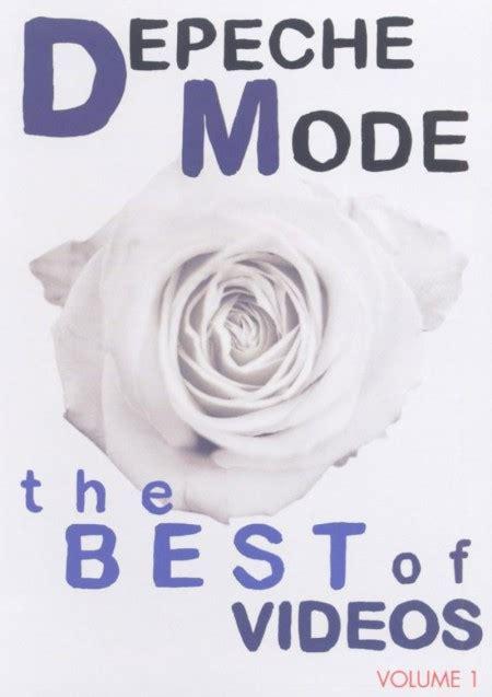 depeche mode best of depeche mode the best of depeche mode vol 1 dvd opus3a