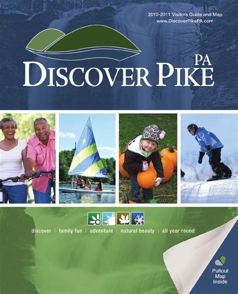 discover pike pa 2010 2011 visitors guide by discover pike