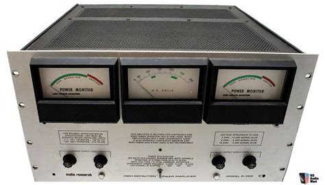 Power Lifier 280sx Made In Usa audio research d350 stereo power made in usa 350 watt