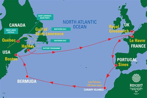 ship route map nick smith to take part in transatlantic voyage bernews
