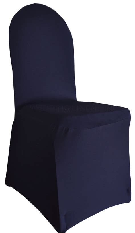 navy blue chair covers navy blue spandex banquet chair covers wholesale