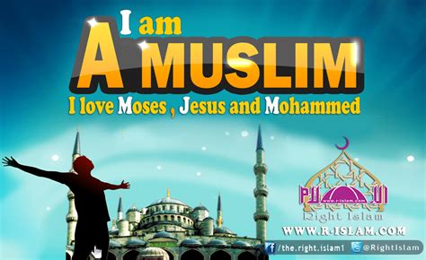 I Am Muslim i am a muslim i moses jesus and muhammad
