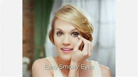 carrie underwood eye color almay i color tv commercial featuring carrie