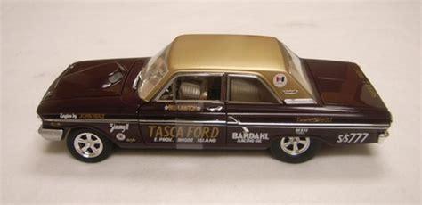 Tasca Ford Bob Tasca Iii Autographed 1964 Tasca Ford Thunderbolt