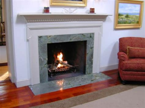 Installing Fireplace Surround by Tips For Buying And Installing A New Fireplace Surround Diy