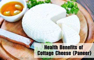 Health Benefit Of Cottage Cheese by Health Benefits Of Cottage Cheese Paneer