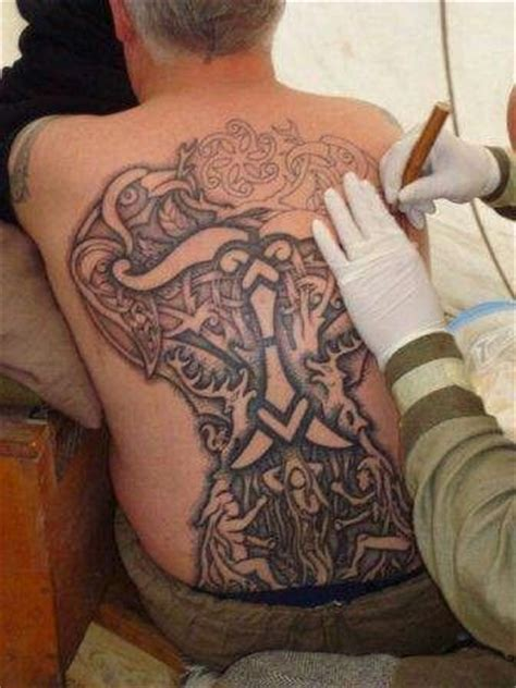 traditional hand poked tattoo trees traditional and the o jays on pinterest