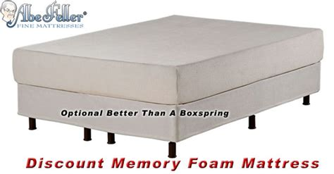 Mattress Discount King by Discount Memory Foam Mattress Eastern King Size 10 Quot Thick