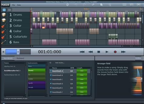 magix maker 17 premium free software