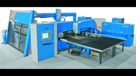 thecombi prima power lpex turret punch press laser