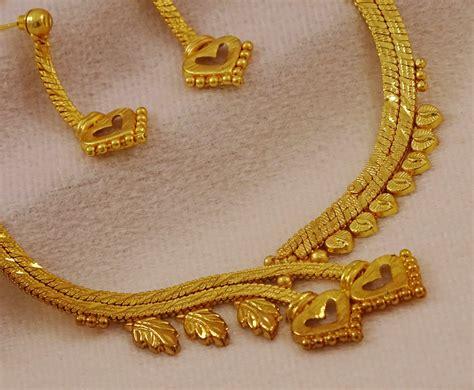 hochzeit set gold vergoldete halskette ohrringe set hochzeit