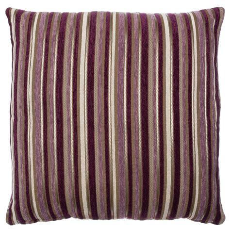 Oversized Cushions by Catherine Metallic Striped Oversized Cushion Soft Furnishings