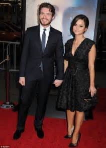 Doctor who star jenna louise coleman and richard madden attend look