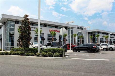 field dodge chrysler jeep fields chrysler dodge jeep ram car dealership in sanford