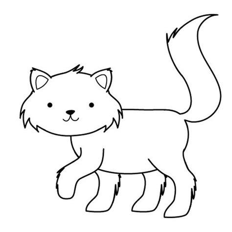imagenes para dibujar gatos dibujos para imprimir de gatos bonitos dibujos de gatos