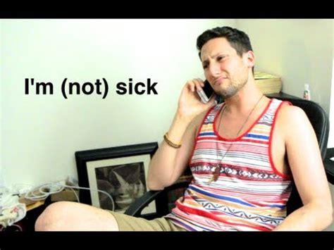 not lethargic i m not sick