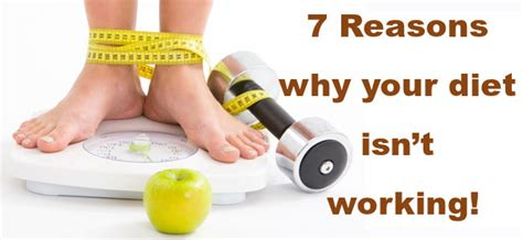 7 Reasons Why A Crash Diet Is A Bad Idea by 7 Reasons Why Your Diet Isn T Working