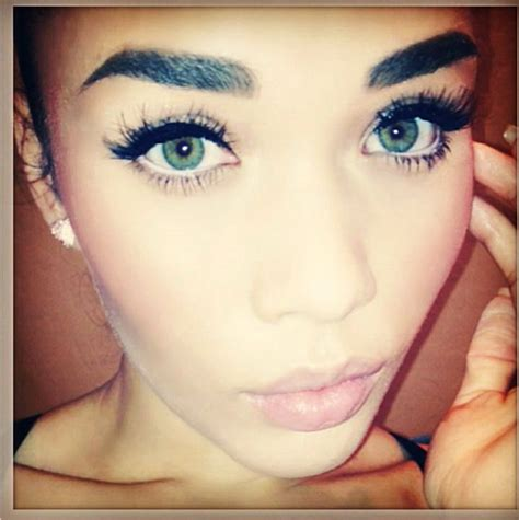 eyeliner tattoo lower lid thick black eyeliner makeup pinterest eyeliner