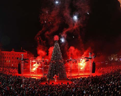 best 28 lighting of the christmas tree 2014 america