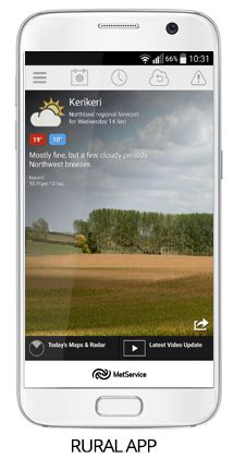 iphone & android apps » about metservice