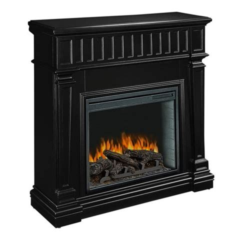 pleasant hearth ballard providence black electric