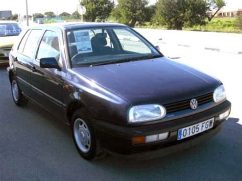 Golf Auto Used by Vw Golf Auto Used Car Costa Blanca Spain Second