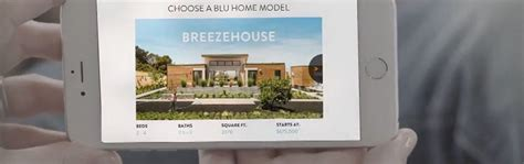 home design studio app blu homes launches its first iphone app that enables customers to interactively design and