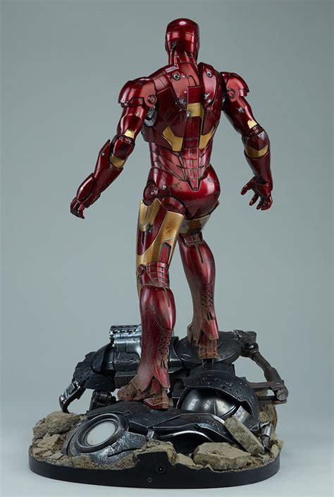 Sideshow Statue Iron Sale sideshow exclusive iron iii maquette up for order le 500 marvel news