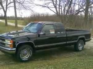 chevrolet silverado black 1997 mitula cars