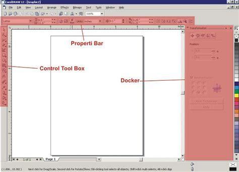 corel tutorial adalah tutorial coreldraw pertemuan pertama pemahaman menu