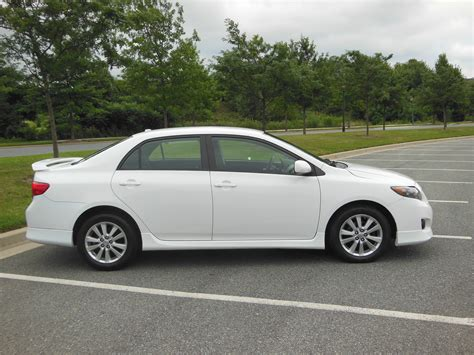 Toyota Corolla S 2010 Tire Size Toyota Corolla S Dude Sell My Car