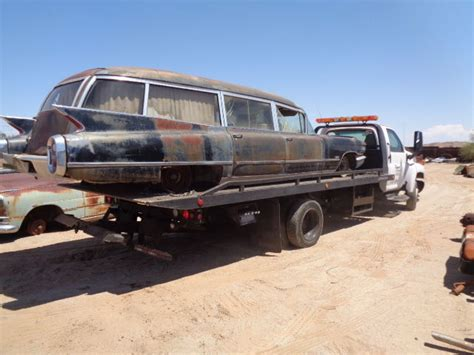1960 cadillac hearse 1960 miller meteor cadillac hearse ambulance ecto 1 car