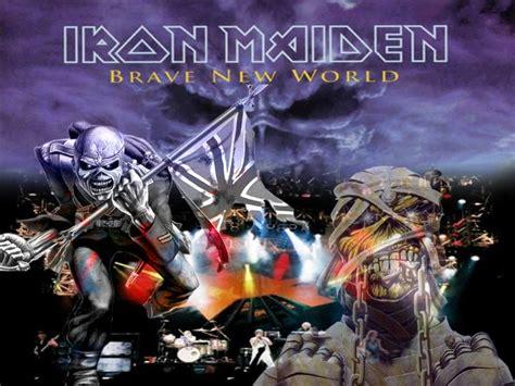 Iron Maiden Brave New World Wallpaper