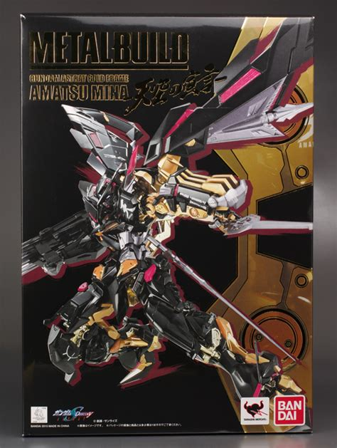 Metal Build Astray Amatsu Mina Tenku No Sengen 1 metal build gundam astray gold frame amatsu mina a new photo review with no 64 big size images