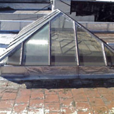 claraboya vidrio e r aberturas en aluminio