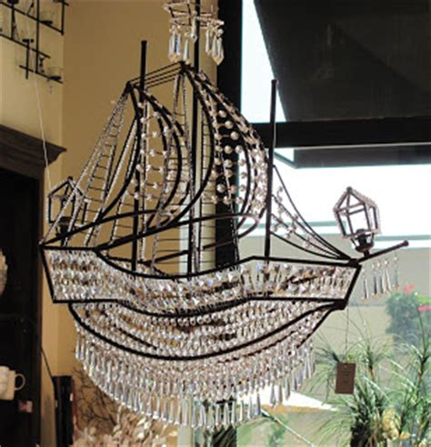 Pirate Ship Chandelier S Journey At The Mall