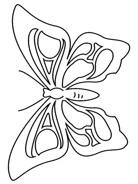 butterfly coloring pages games butterfly coloring page 2 preschool activity printables