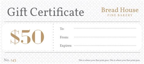 Eecd Gift Certificate Template Gift Certificates Art Exhibition Free Business Gift Certificate Gift Certificate Template With Logo
