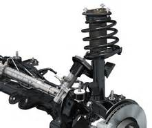 a dynamic driving experience with sport suspension mazda3