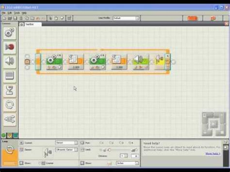 tutorial lego mindstorms nxt programming lego mindstorms nxt a brief introduction tutorial part