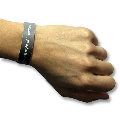 Printable Wristbands